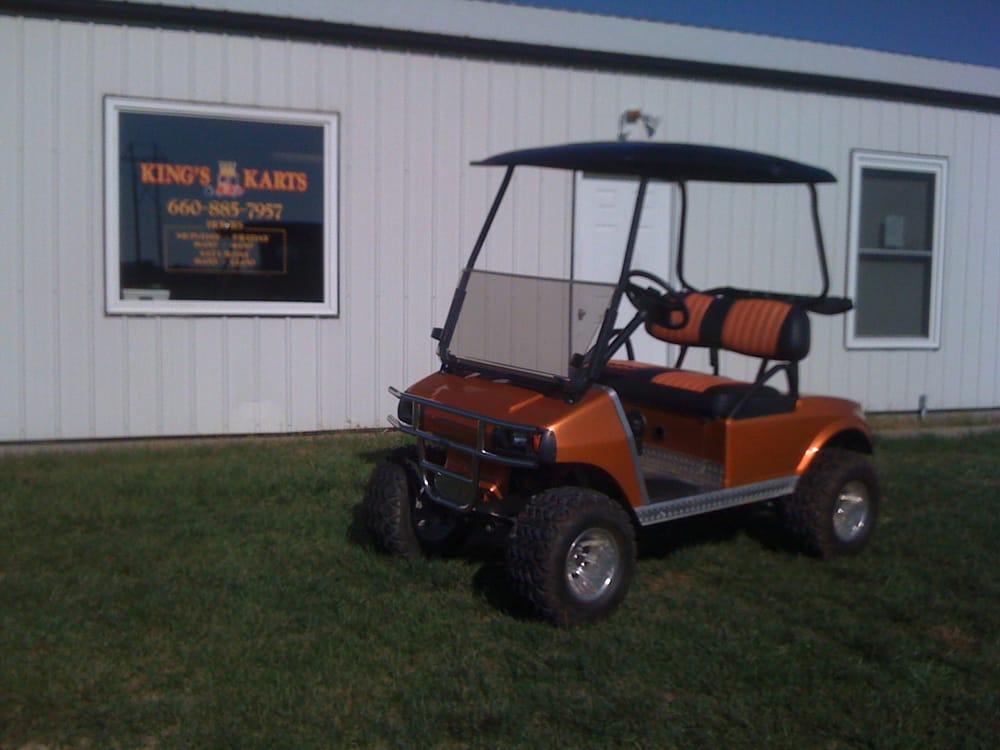 King 39 s karts your local yamaha golf cart dealer yelp for Yamaha golf cart dealers in florida