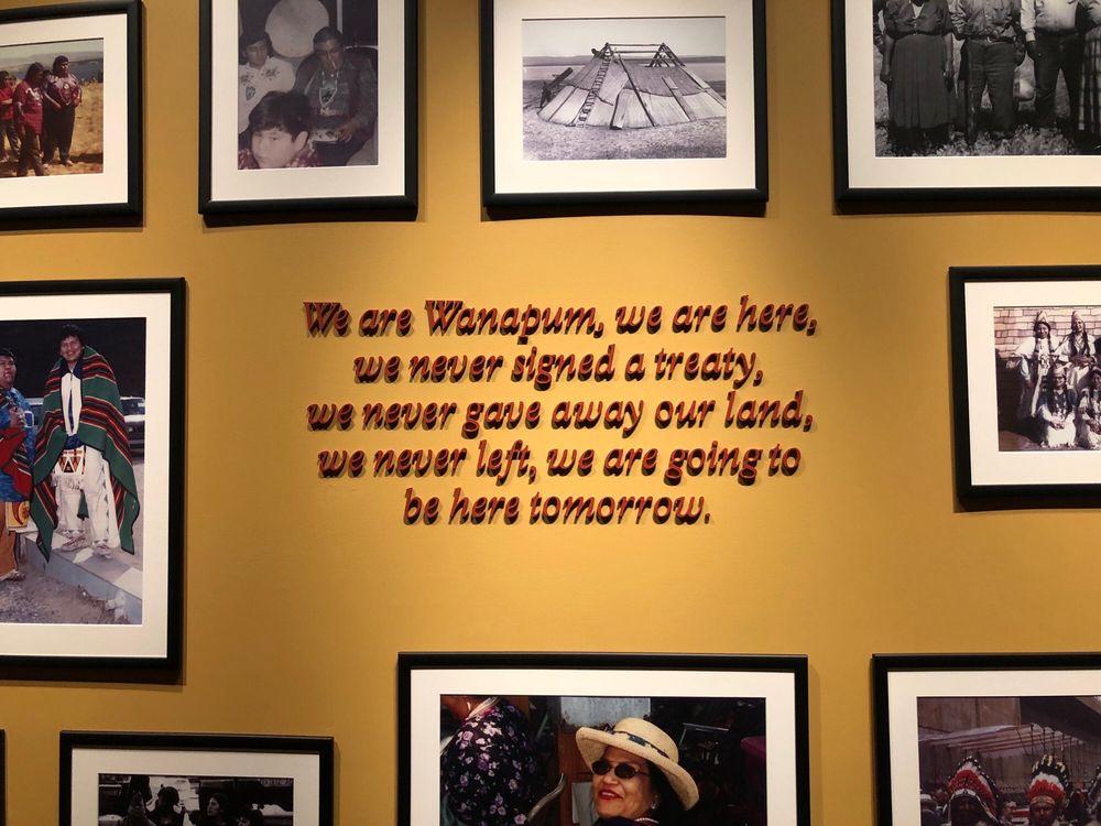 Wanapum Heritage Center: 29083 WA-243, Mattawa, WA