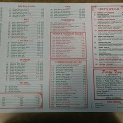 Szechuan Kitchen - 13 Reviews - Chinese - 440 W Union Ave, Bound ...