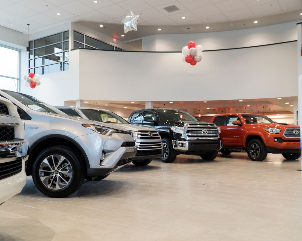 Delightful Photo Of Conicelli Toyota Of Springfield   Springfield, PA, United States