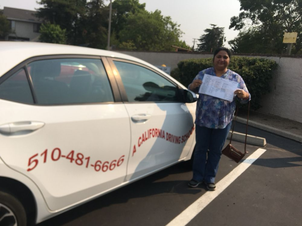 A California Driving School: 17106 E 14th St, Hayward, CA
