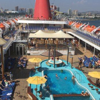 Carnival Inspiration Cruise Ship - 424 Photos & 89 Reviews - Travel