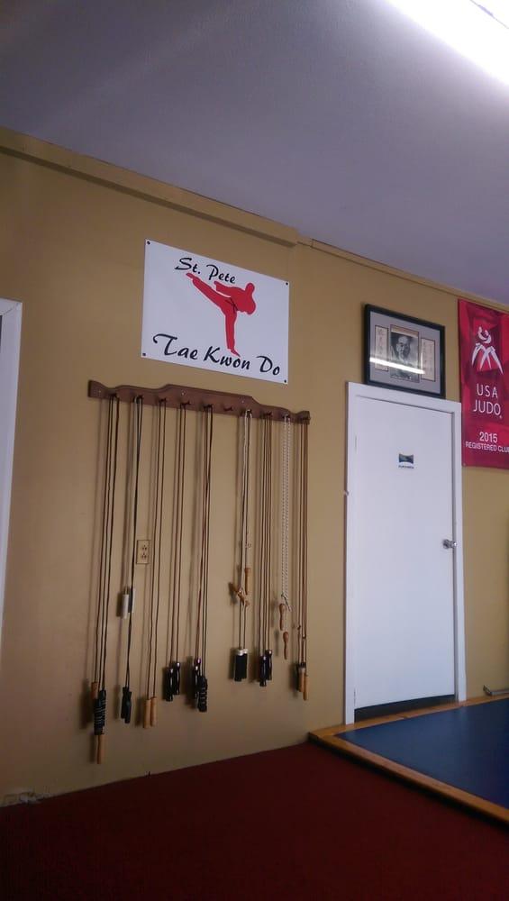 St. Pete Tae Kwon Do: 4299 66th St N, Kenneth City, FL