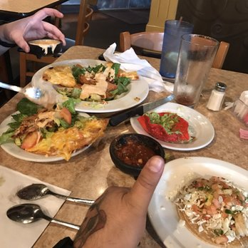 Photo Of Antonio S Mexican Restaurant Fresno Ca United States Chipotle Chx Salad