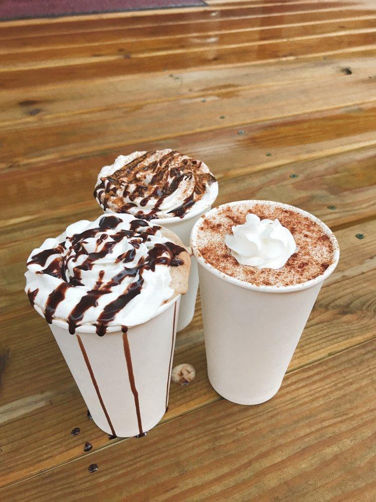 Social Spots from Seguin Coffee Company