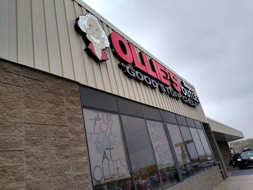 Ollie's Bargain Outlet: 1222 Arsenal St, Watertown, NY