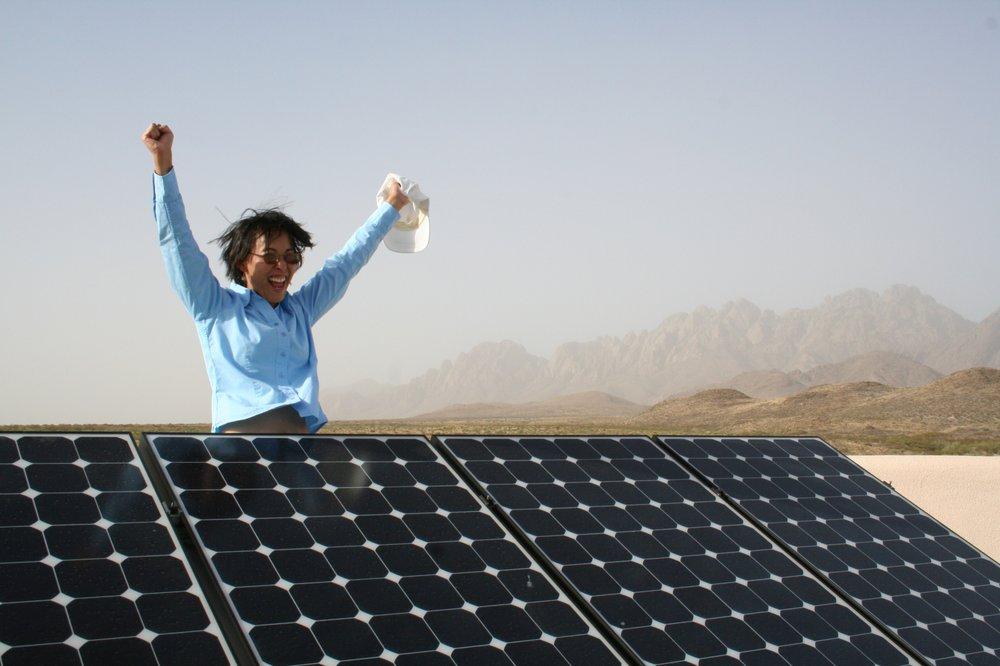 SunPower by Positive Energy Solar: 3209 Richards Ln, Santa Fe, NM