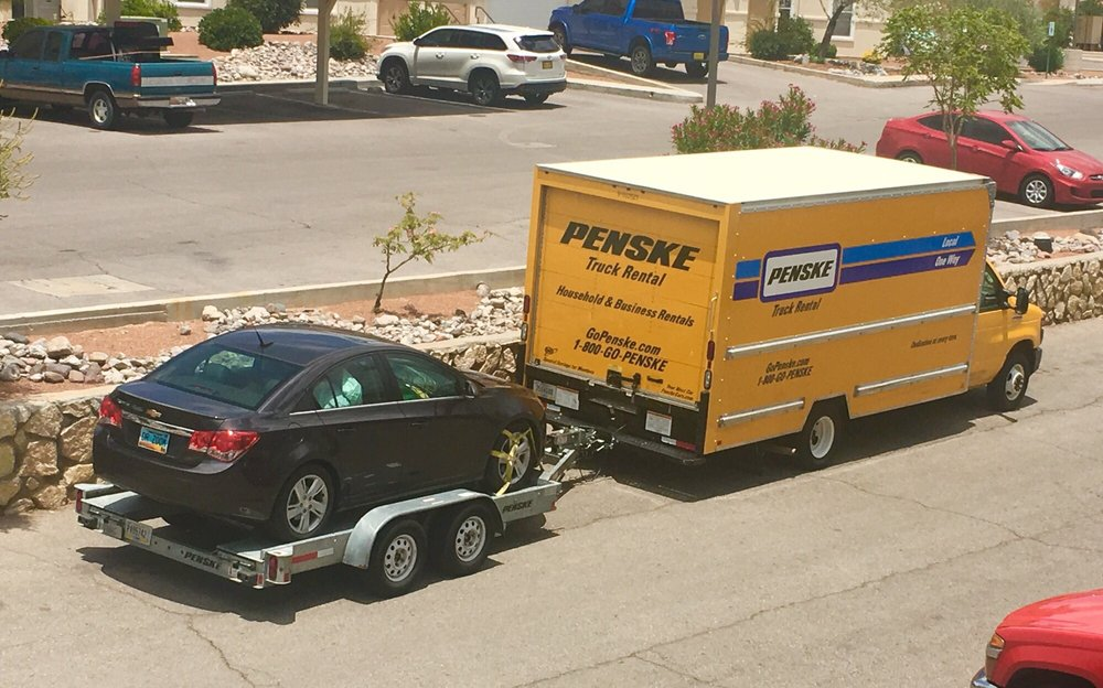 Rental Trucks Near Me >> Penske Truck Rental - 11 Photos - Truck Rental - 3519 E 34th St, Julia Keen, Tucson, AZ - Phone ...