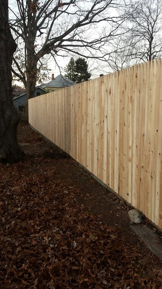 E & E Fence Company: Attleboro, MA