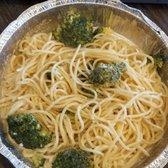 Photo Of Mario S Italian Restaurant Matthews Nc United States Spaghetti Alfredo With