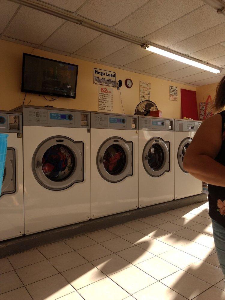 Circle Plaza Laundromat: 3236 Old Pickett Rd, Fairfax, VA