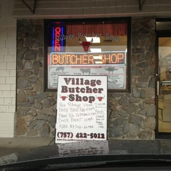 Photo Of Village Butcher Virginia Beach Va United States Why Yes