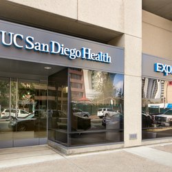 UC San Diego Health - Express Care, Downtown - 203 West F
