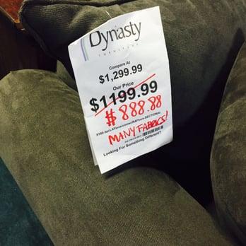 Photo Of Dynasty Furniture   Winston Salem, NC, United States. Good Deals!