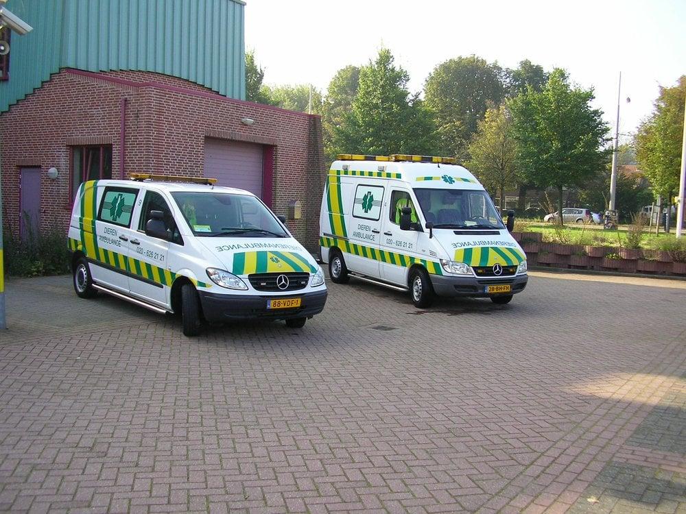 Dierenambulance - 11 foto's - Dierenarts - Voorlandpad 2 ...  Dierenambulance Amsterdam Telefoonnummer