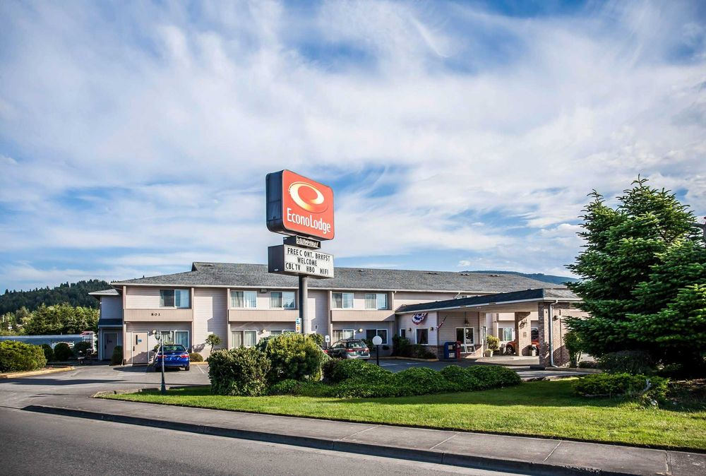 Photo of Econo Lodge: Sequim, WA
