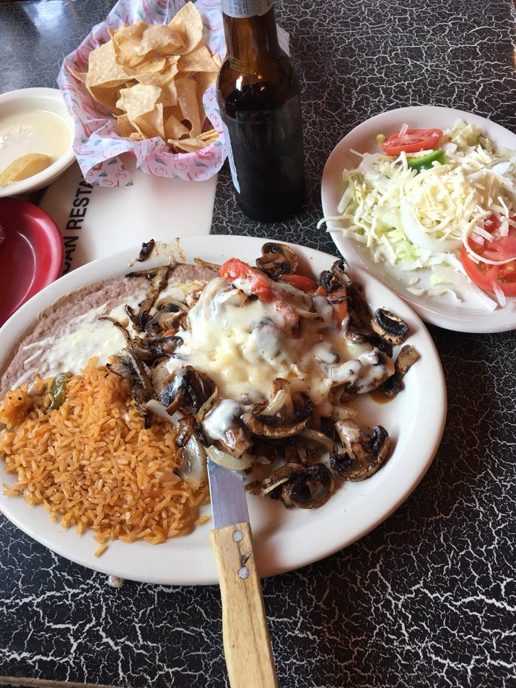 El Tequila Mexican Reataurant: 410 S 1st St, Madill, OK