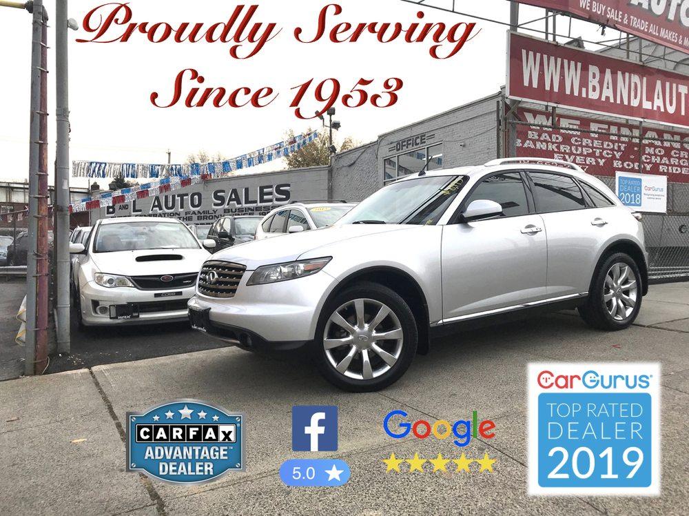 B & L Auto Sales: 3066-68 Boston Rd, Bronx, NY