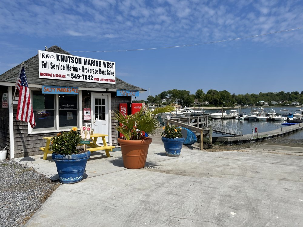Salty Paddles & Co.: 300 West Shore Rd, Huntington, NY