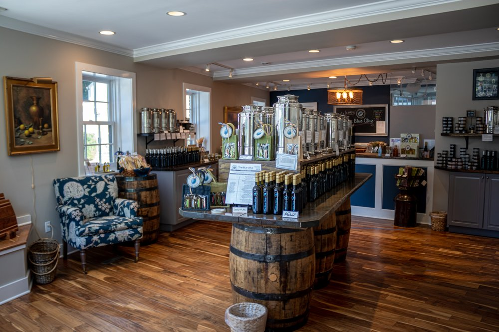 The Blue Olive: 125 Main St, Cold Spring, NY