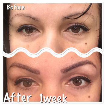 Eyebrow Tattoo By Sofia 49 Photos 12 Reviews Permanent Makeup