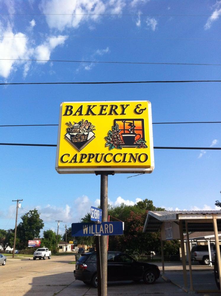 Ginger's Bakery: 1000 7th St, Morgan City, LA