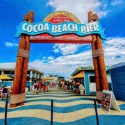 Boardwalk Bar Photo Of Cocoa Beach Fl United States