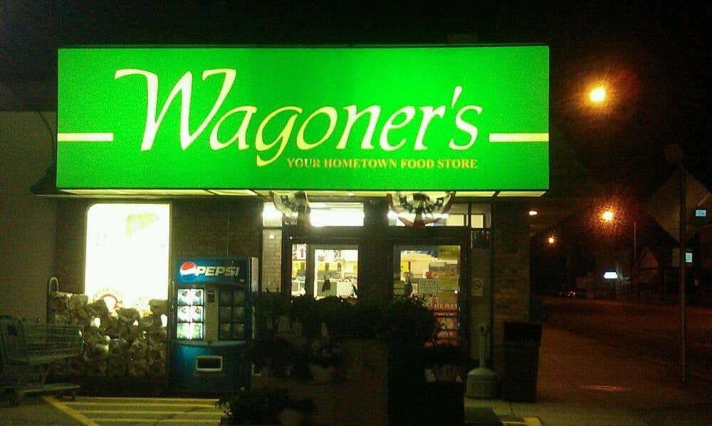 Wagoner's Your Hometown Food Store: 101 N Main St, Lawton, MI