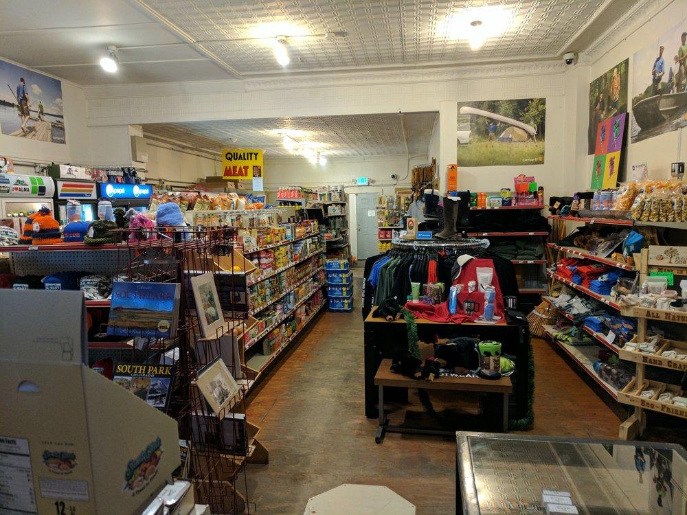 Al-Mart: 11 S Main St, Alma, CO