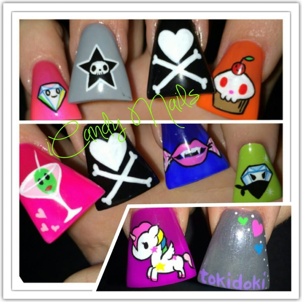 iCandy - 148 Photos & 38 Reviews - Nail Salons - 1778 E Barstow Ave ...