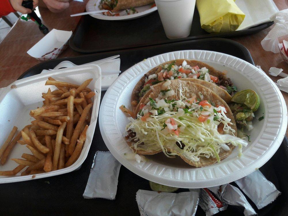 Alberto's Mexican Food: 480 S E St, San Bernardino, CA