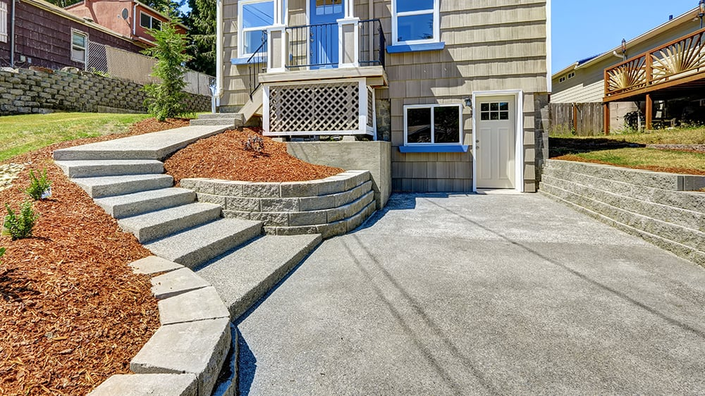 Photo of Montelongo Set 2 Finish Concrete: Dayton, OR