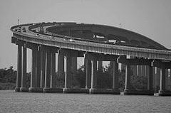 I-210 Israel LaFleur Bridge: Interstate 210, Lake Charles, LA
