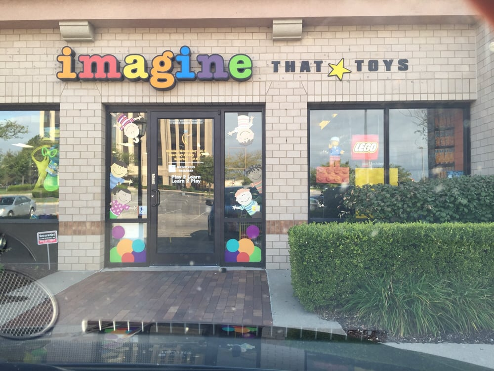 Imagine That Toys: 2939 N Rock Rd, Wichita, KS