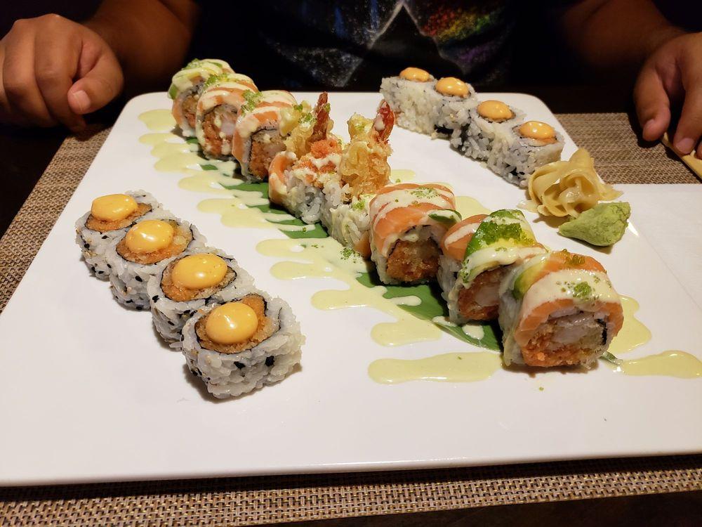 Tokyo Sushi & Hibachi: 521 9th Ave SE, Watertown, SD