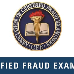 how to become a certified fraud examiner