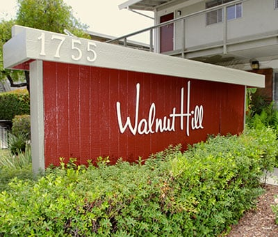 Walnut Hill Apartments: 1755 Trinity Ave, Walnut Creek, CA
