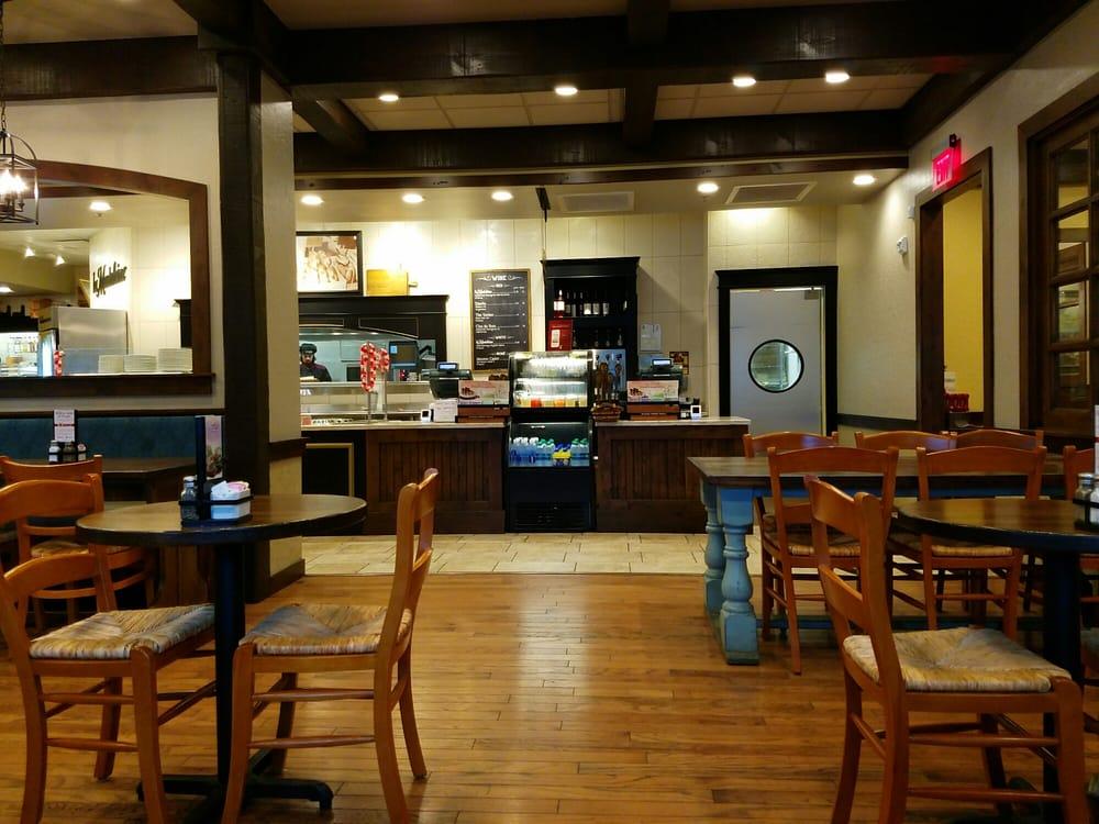 La Madeleine Cafe Austin