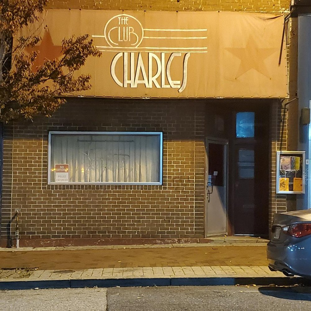 Club Charles: 1724 N Charles St, Baltimore, MD