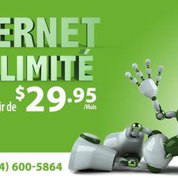 Unitelecom - Provedor de Internet - 6520 Rue Beaubien E