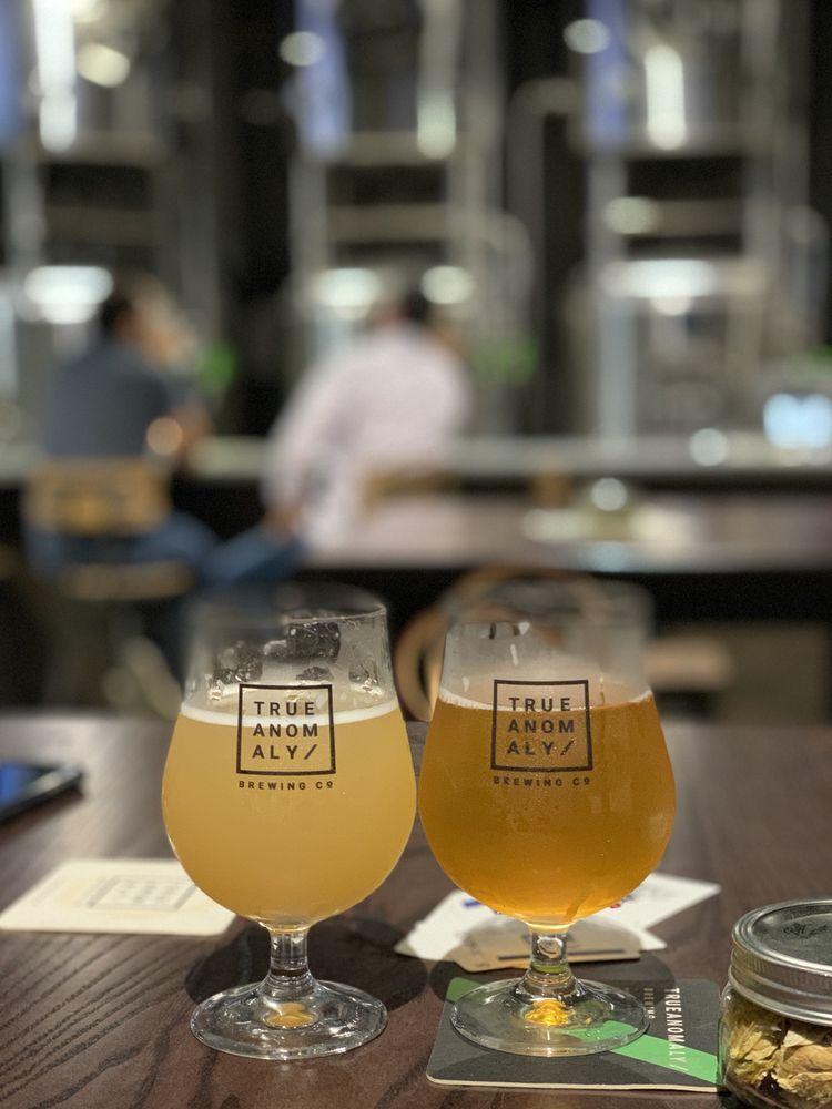 True Anomaly Brewing Company