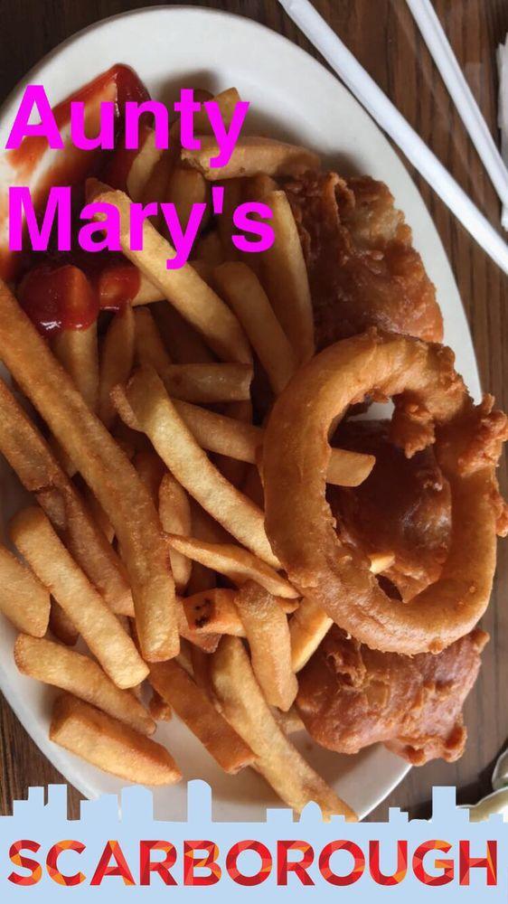 Aunty Mary's