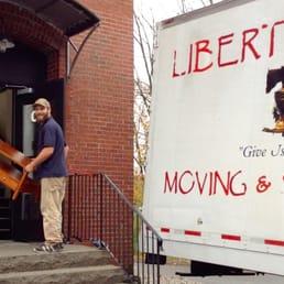 Photo Of Liberty Bell Moving Storage Bangor Me United States