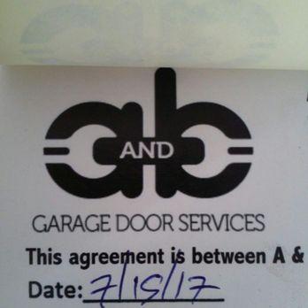 A B Garage Door And Gate Services 66 Photos 25 Reviews
