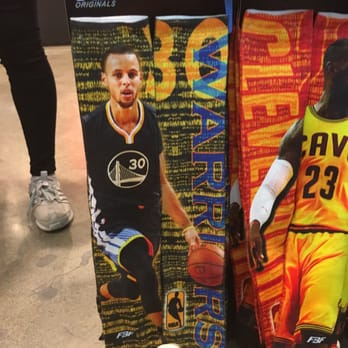 ff6ce6419a1 Photo of Foot Locker - San Francisco, CA, United States. Steph Curry in