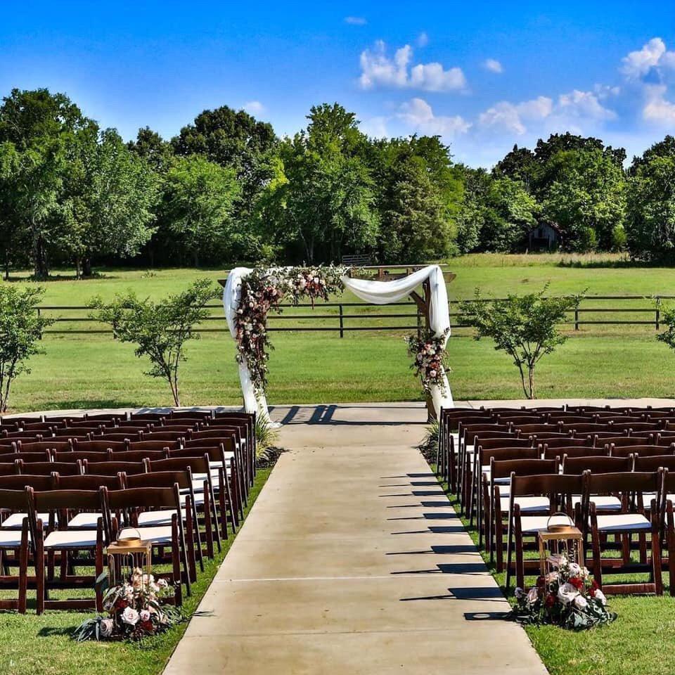 The Landing Event Center at Joshua Farms: 14278 Highway 322 N, Kilgore, TX