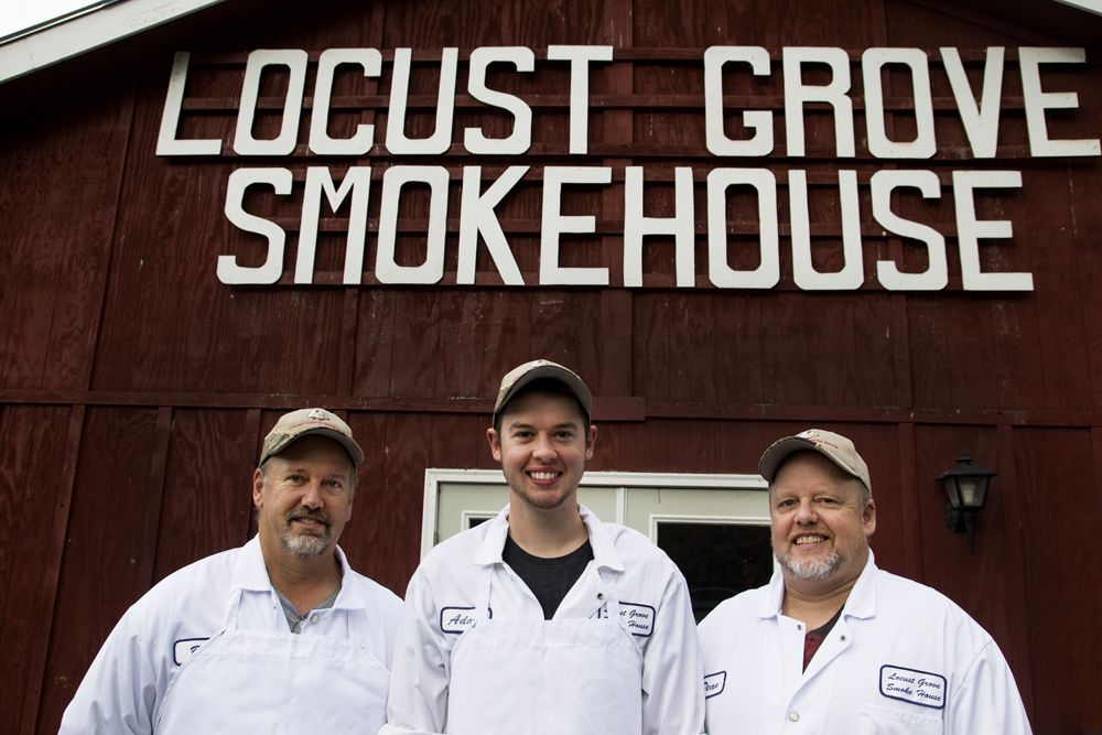 Locust Grove Smoke House: 4725 State Route 40, Argyle, NY