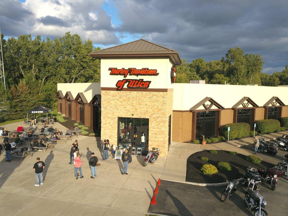 Harley-Davidson of Utica: 4870 Commercial Dr, New York Mills, NY