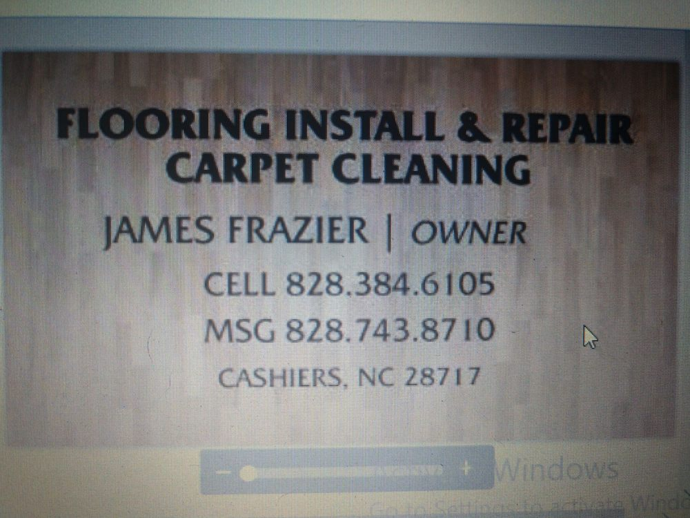 Pro Carpet Cleaning: Cashiers, NC