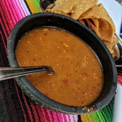 Photo Of El Patio Bar   Tijuana, Baja California, Mexico. Chips And Salsa